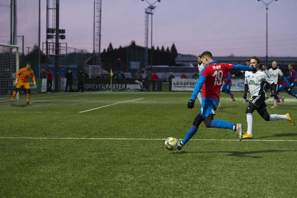 FC Viktoria Plzeň vs. TJ Jiskra Ústí nad Orlicí.