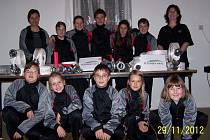 Mladý kolektiv funguje ve Sboru dobrovolných hasičů Radochovy poměrně krátce – tři roky
