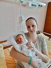 Kristýna Balogová se narodila 2. března v11:45 mamince Petře a tatínkovi Erikovi zKladrub. Po příchodu na svět vplzeňské FN vážila jejich dcerka 3890 gramů a měřila 51 centimetrů.