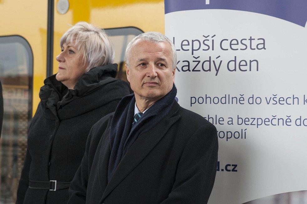 Nový RegioPanter do Horažďovic
