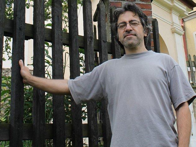 Tomáš Kaiser, předseda úterského občanského sdružení Bart