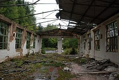 Po vojenské základně v Hadačce na Plzeňsku zbyly jen ruiny