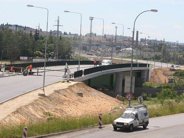 Nový most na Jateční