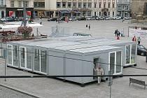 Hlavní město kultury obsadilo náměstí