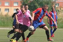 Romský fotbalový turnaj 2013