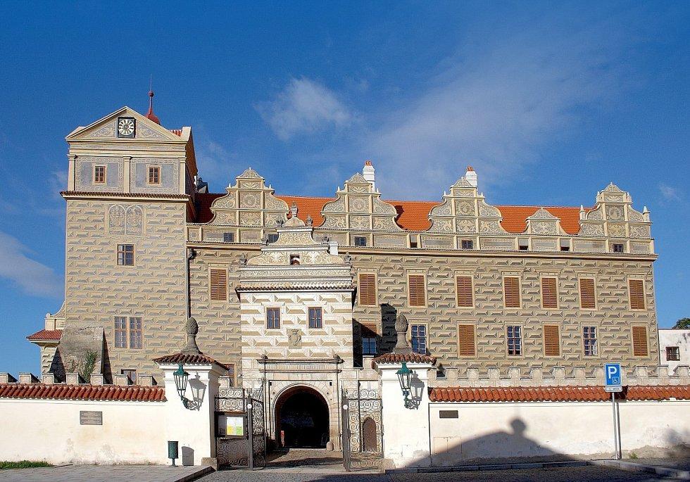 Hrad a zámek Horšovský Týn