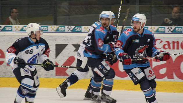 HC Piráti Chomutov - HC Škoda Plzeň