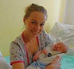 Šimon Eldes se narodil 6. července v 19:17 mamince Evě a tatínkovi Branislavovi ze Světců u Tachova. Po příchodu na svět v plzeňské porodnici U Mulačů vážil prvorozený synek 3430 gramů.