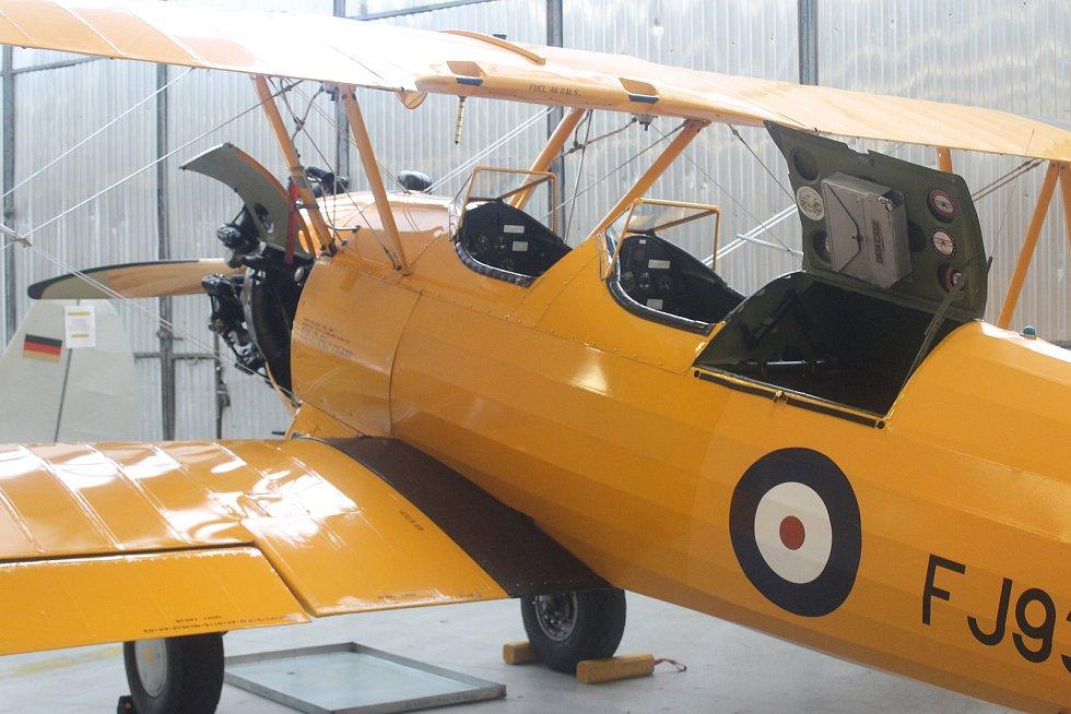 Poprvé v tomto roce se otevřel na letišti v Líních Hangár 3, kde sídlí muzeum spolku Classic Trainers. Zájemci si tak mohli po delší době prohlédnout letuschopné veterány, které jsou v jeho sbírkách.