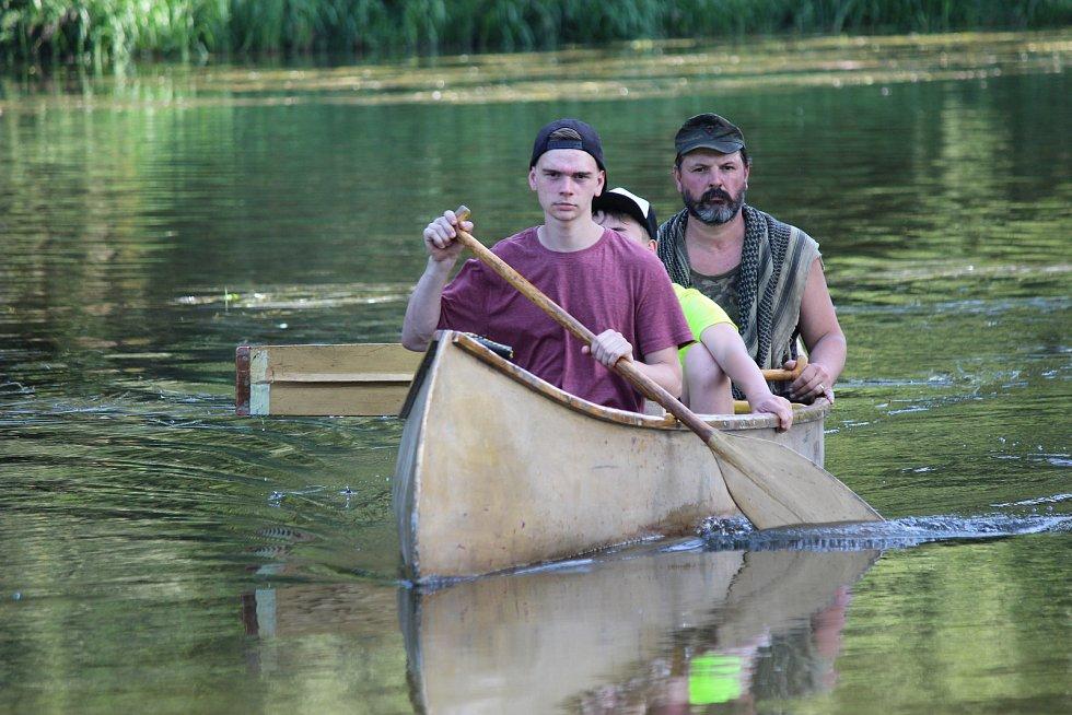 Maškary na vodě 2016.