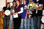 Vítězný tým Manětína