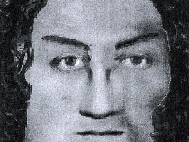 Policejní rekonstrukce tváře únosce