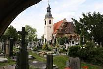 Kostel sv. Jiří v Plzni na Doubravce