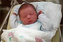 Adam (3,84 kg, 51 cm) přišel na svět 3. července ve 23:16 v plzeňské fakultní nemocnici. Na světě ho přivítali rodiče Ivana a Roman Hruškovi.