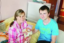 Magdaléna Kopecká se narodila 13. října v 6:38 mamince Martině a tatínkovi Martinovi. Po příchodu na svět v plzeňské FN vážila jejich prvorozená dcerka 3710 gramů a měřila 51 cm.