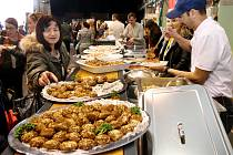 Arabfest - arabská gastronomie - Depo 2015
