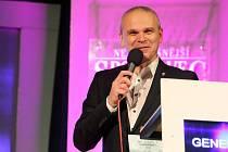 Krajánek roku byl vyhlášen trenér fotbalové reprezentace U21 Vítězlav Lavička