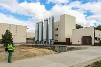 Nová úprava na Homolce zajišťuje špičkovou kvalitu plzeňské vody, která teče lidem z kohoutků.