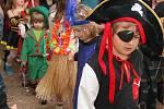 V Kramolíně po dvaceti letech řádily masky