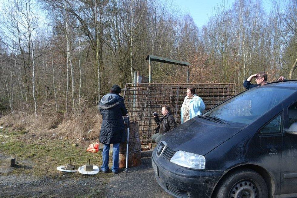 Odchyt psů v Dolní Lukavici