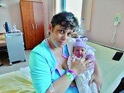 Adéla Fojtíková se narodila 1. července v 15:34 mamince Petře a tatínkovi Josefovi z Plzně a Štědré. Po příchodu na svět v plzeňské FN vážila jejich prvorozená dcerka 3740 gramů a měřila 50 centimetrů.