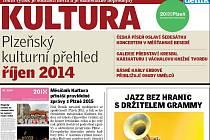 Kulturní přehled říjen 2014