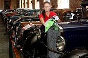 Výstava automobily Skvosty s vůní benzínu Depo 2015.