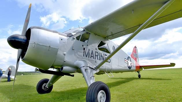 110 let aviatiky v Plzni.