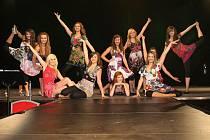 Vyhlášení regionálního kola Dívky roku 2011
