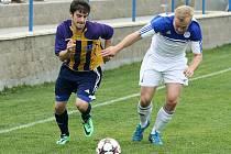 Senco Doubravka - FK Hořovicko