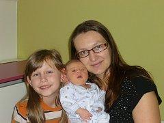 Zuzanka Ludvíková (3,17 kg, 49 cm) se narodila 28. 5. v 10:07 hod. ve FN vPlzni mamince Haně a tatínku Jaroslavovi z Plzně-Valchy. Na sestřičku se moc těší šestiletá Markétka