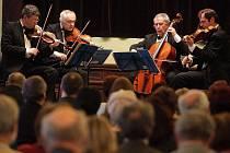 Na závěr Smetanovských dnů vystoupilo v Měšťanské besedě v Plzni Kociánovo kvarteto. Zazněla díla Ludwiga van Beethovena, Antonína Dvořáka a Paula Hindemitha.