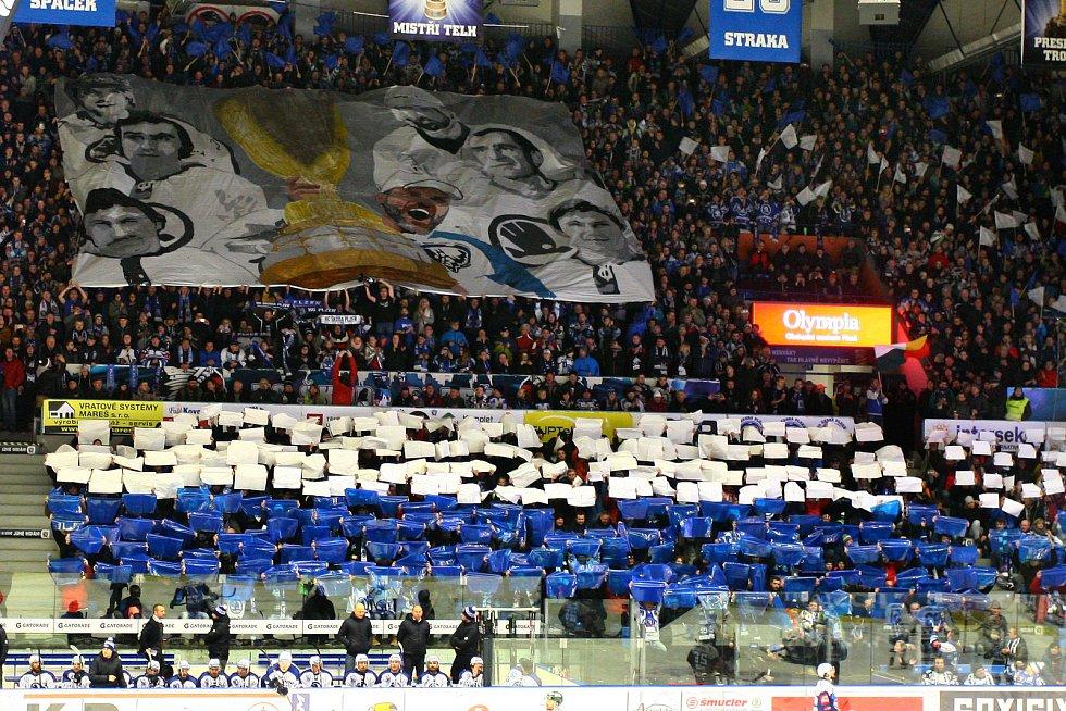 HC Škoda Plzeň - HC Kometa Brno.