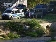 Brutální napadení ostrahy v Butovicích.