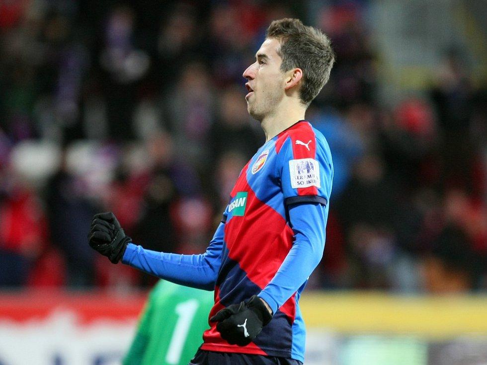 Tomáš Hořava rozhodl v Olomouci o výhře Viktorie Plzeň nad domácí Sigmou.
