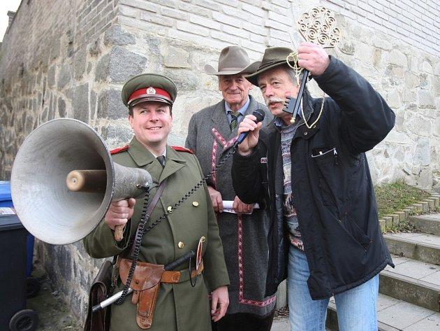 Dvanáctý ročník masopustu v Plzni-Liticích