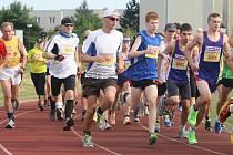 Běh na pět kilometrů v rámci Zátopkova zlatého týdne