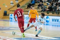 futsal Interobal Plzeň - Svarog Teplice