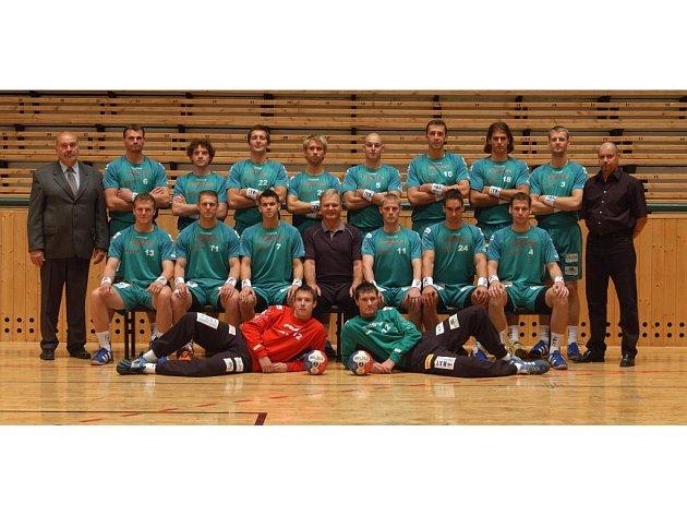 Mužstvo plzeňské Lokomotivy