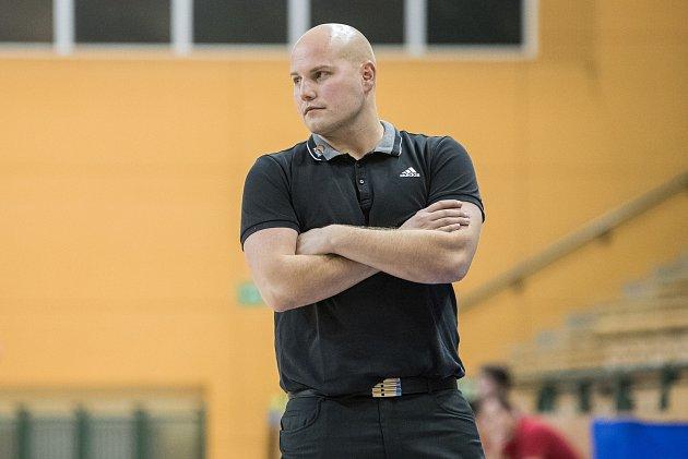Příliš spokojený nebyl s výkonem svých svěřenců v utkání v Písku trenér basketbalistů Lokomotivy Plzeň Erik Eisman.