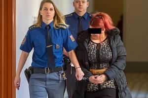 Denisa M. u soudu