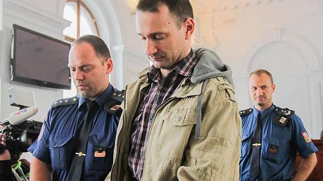 Jan Dubský u soudu