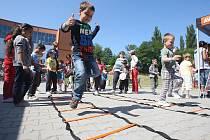 Festival sportu u plzeňské Plazy