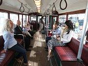 Po desítkách let chátrání a po sedmnáctiměsíční kompletní rekonstrukci obohatil kolekci exponátů plzeňského muzea a vědeckého centra Techmania historický trolejbus 3Tr3.