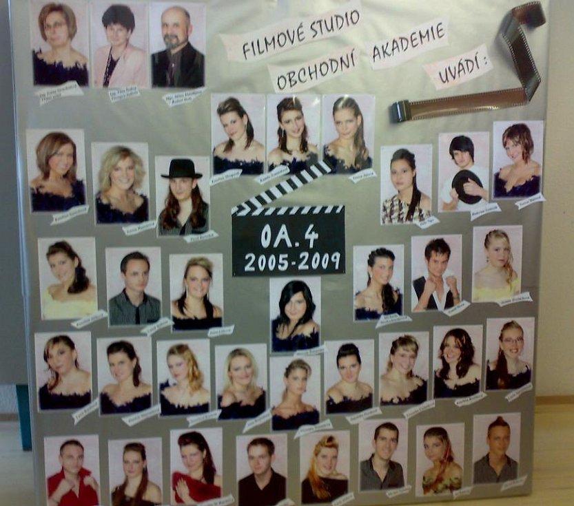 Obchodní akademie Stříbro - OA 4 73447211326