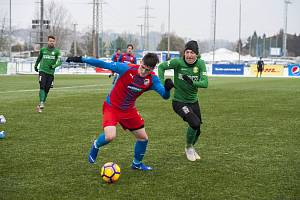 FC Viktoria Plzeň U21 – FK Baník Sokolov.