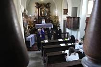 Na adventní čas je už připraven plzeňský kostelík U Ježíška. Ve vánočně vyzdobených prostorách se odehraje devět výjimečných koncertů