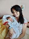 Sebastien Růžička se narodil 16. července ve 21:52 mamince Ivě. Po příchodu na svět v plzeňské fakultní nemocnici vážil malý Sebík 2420 gramů a měřil 46 centimetrů