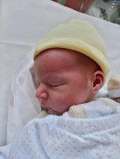 Ondřej Lochmann se narodil 29. října ve 14:14 mamince Aleně a tatínkovi Honzovi z Dobřan. Po příchodu na svět v plzeňské porodnici U Mulačů vážil bráška tříletého Honzíka 3440 gramů.
