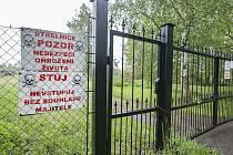Střelnice v Chotěšově